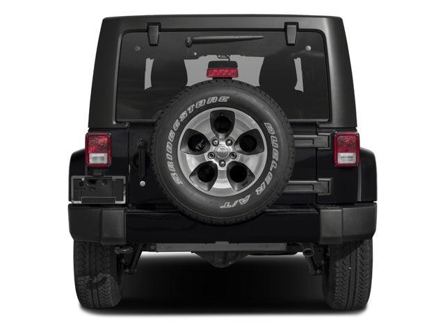 2017 Jeep Wrangler Unlimited Winter 4x4 Ltd Avail Casper Wy