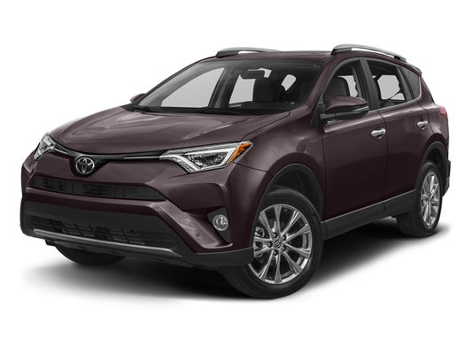 2017 Toyota Rav4 Limited Awd In Casper Wy Fremont Volkswagen