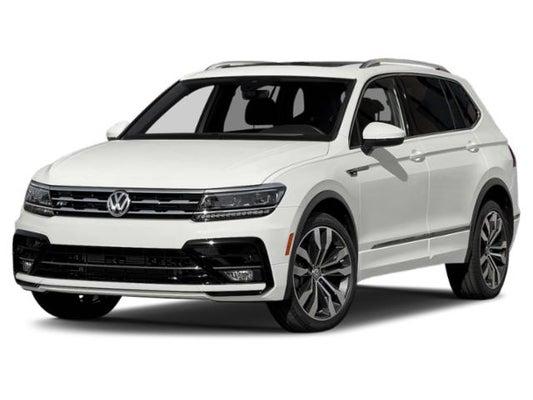 2019 volkswagen tiguan 2 0t sel premium r line 4motion in casper wy