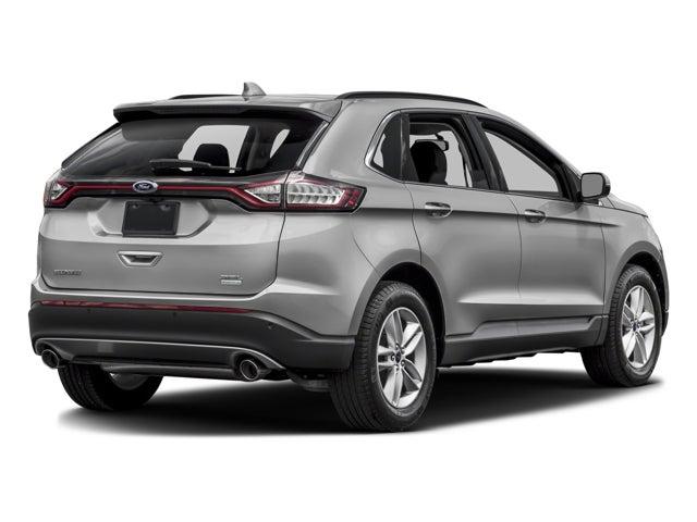 Ford Edge Titanium Awd In Casper Wy Fremont Volkswagen Casper