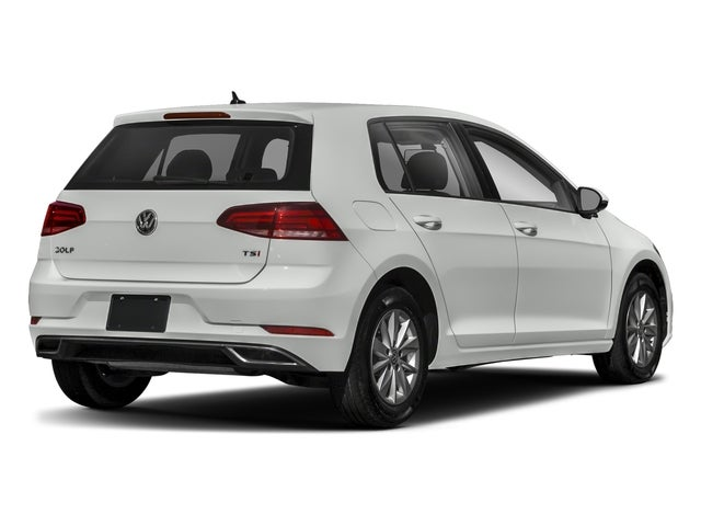 2018 Volkswagen Golf 1 8t S Auto Volkswagen Dealer Serving Casper