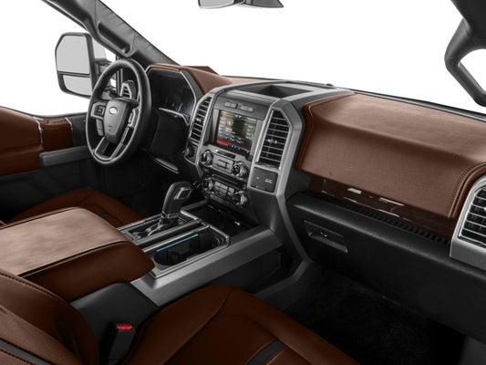 2016 Ford F 150 Platinum In Casper Wy Fremont Volkswagen
