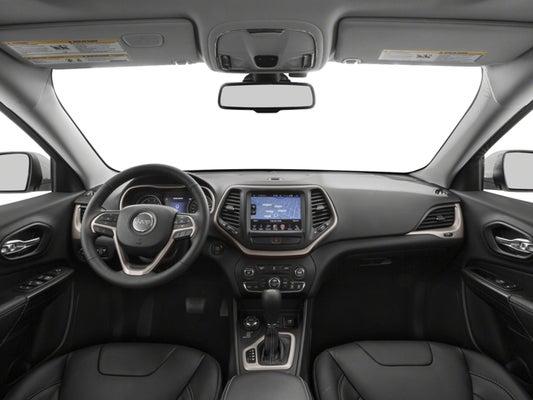 2016 Jeep Cherokee 4wd 4dr Limited In Casper Wy Fremont Volkswagen