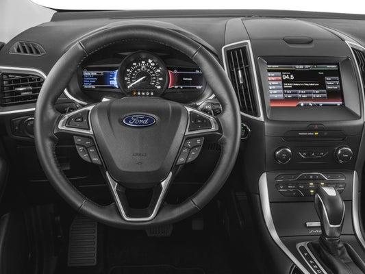 2017 Ford Edge Anium Awd In Casper Wy Fremont Volkswagen