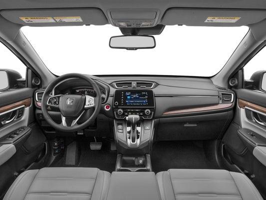2017 Honda Cr V Touring Awd