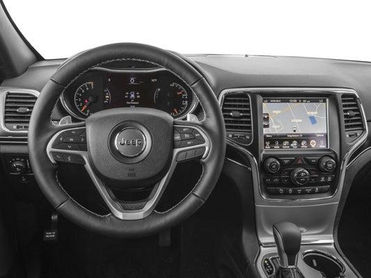 2017 Jeep Grand Cherokee Limited In Casper Wy Fremont Volkswagen