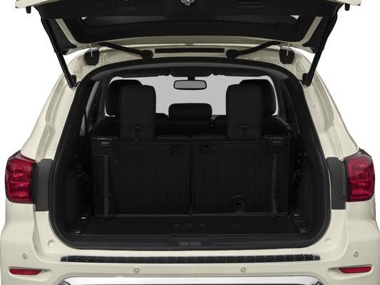 2017 Nissan Pathfinder 4x4 Platinum