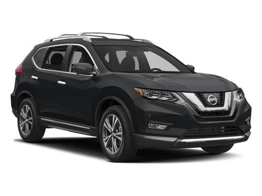 Nissan Of Casper >> 2017 Nissan Rogue Sl