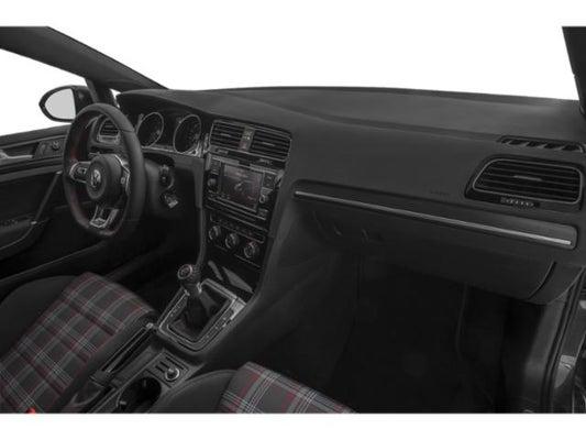 2019 Volkswagen Golf GTI 2 0T S DSG