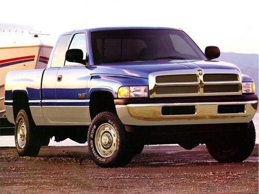 1999 Dodge Ram 2500 4dr Quad Cab 155